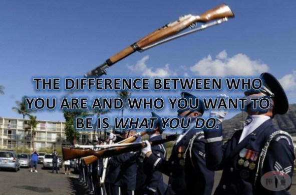 Exhibition Drill Team Training and Motivation