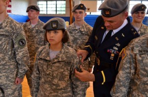 Cadet Joint Service Honor Guard