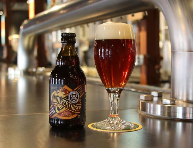 Blend of three Belgian style beers: Quadrupel, Strong Spiced Ale Aged in Bourbon barrels, Strong Spiced Ale aged in Burgandy barrels.