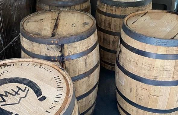 5 Barrels