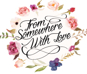 from somewhere with love