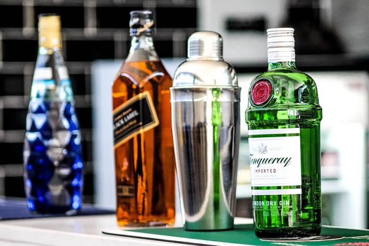 bottiglie cocktail party
