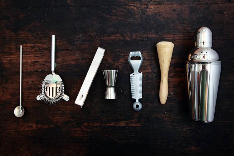 bar set accessori