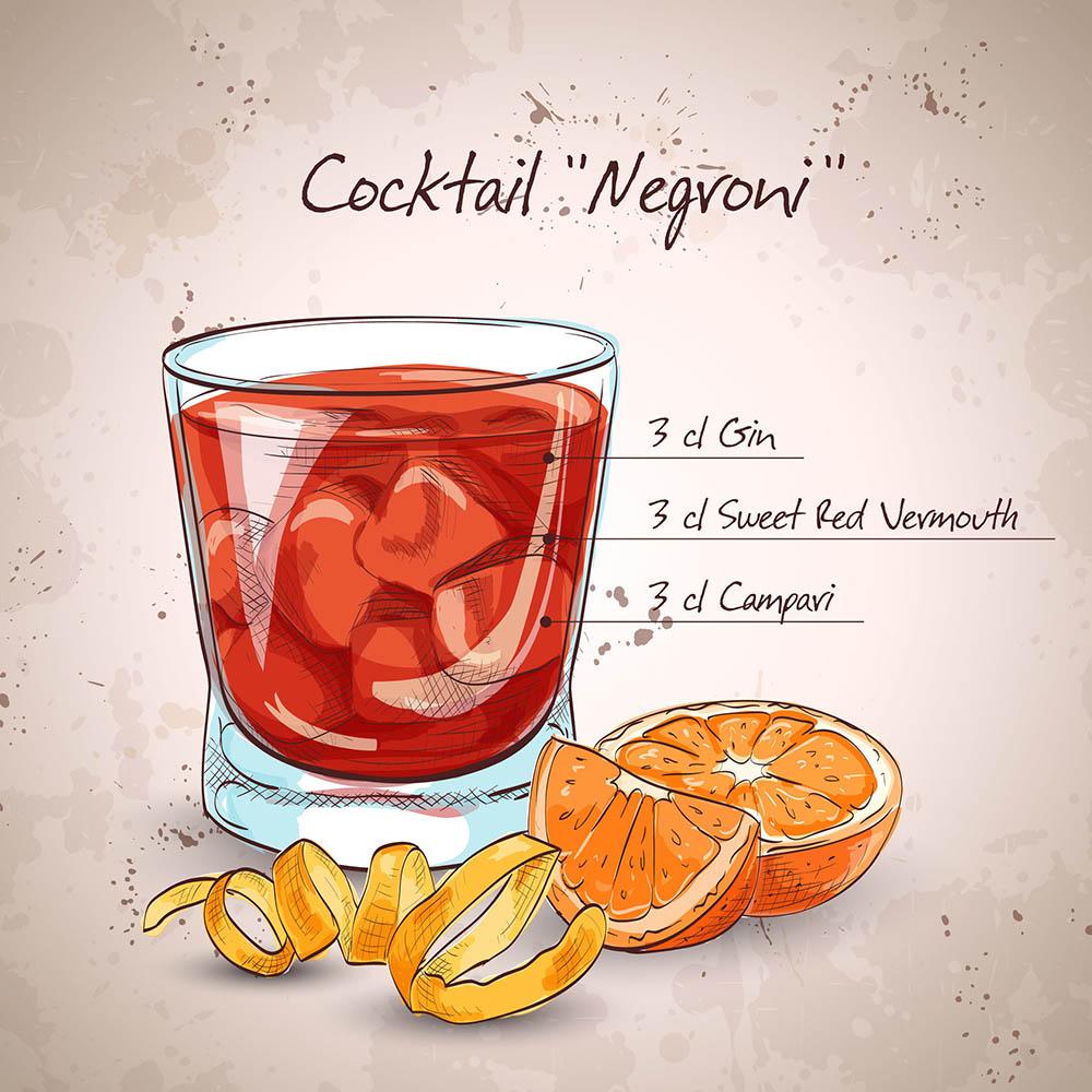 Ricetta Negroni Sbagliato Cocktail.Cent Anni Di Negroni Ricetta Originale E 10 Varianti Per Tutti I Gusti Drinkabile