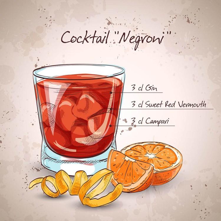 Negroni ricetta originale