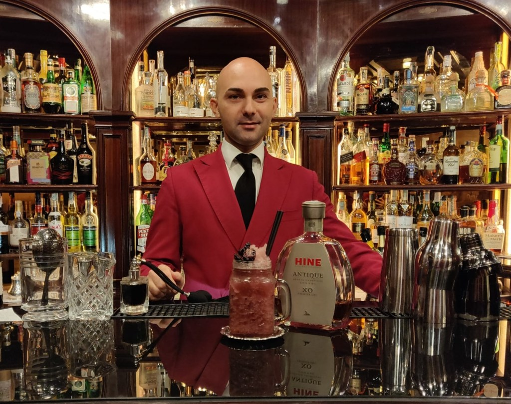 andrea esposito bartender