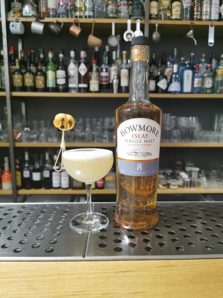 BOLOGNA drink drink DIMONDI, di Federico Mastellari, titolare della Drink Factory Scuola per barman di Bologna