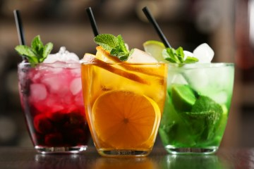 cocktail analcolici alla frutta
