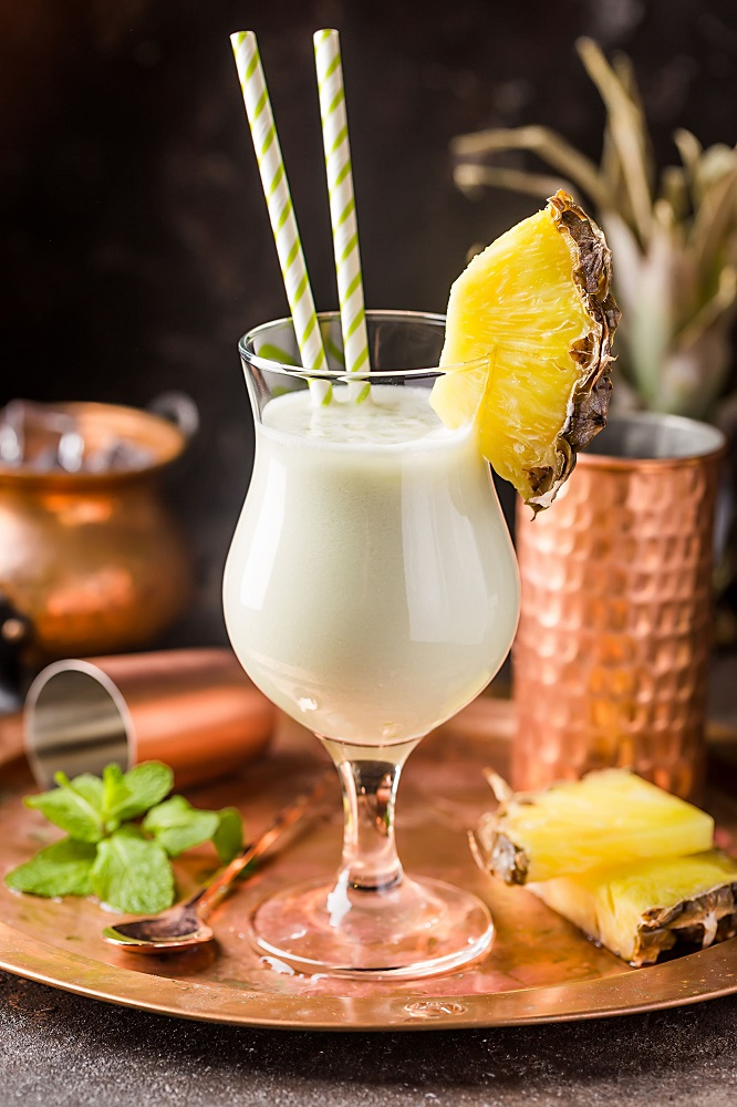 cocktail leggeri pina colada