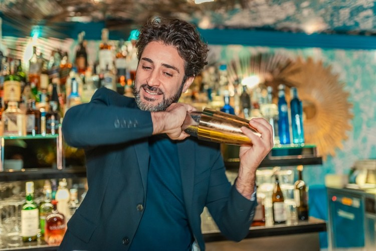 Christian Sciglio copatron Morgana Lounge Bar Taormina 11