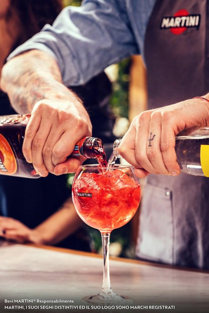 martini fiero ricetta cockatil