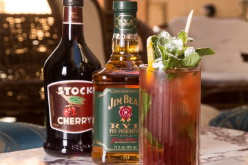 drink LA MANDRAKATA di Max La Rosa proprietario e barman del Divan Japonais di Frascati Roma 3