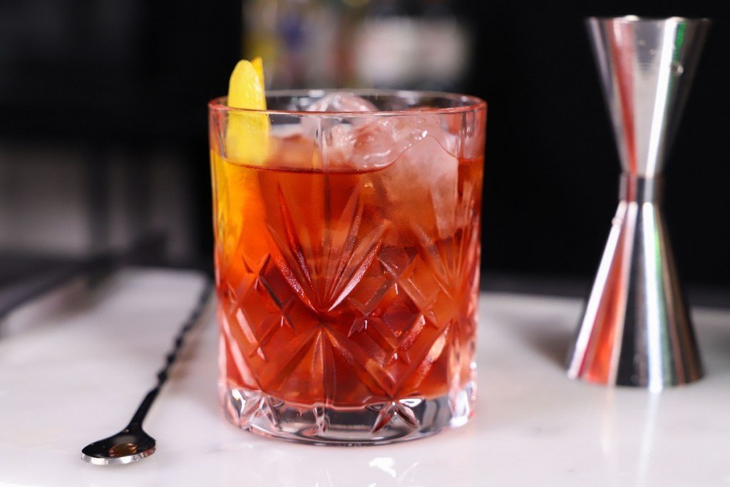 Negroni_ricetta cocktail