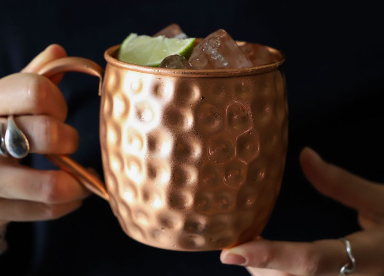 moscow mule ricetta