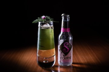 drink CORTESE HIGHBALL di Luca Manni bar manager del Move On di Firenze