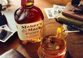 Maker's Mark bourbon Old Fashioned