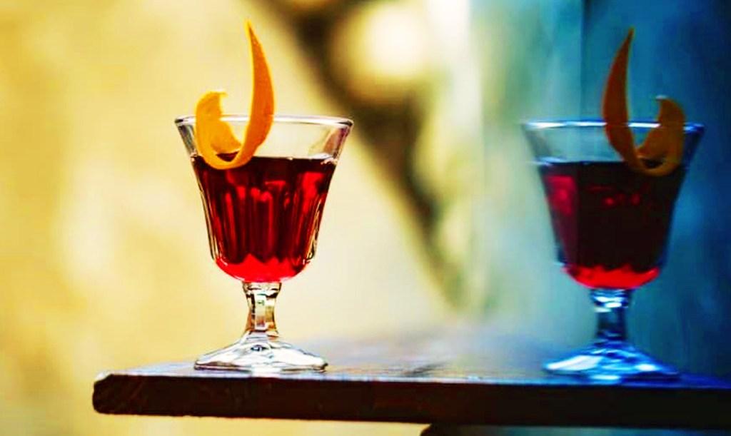 drink A LOT LIKE LOVE di Marco Riccetti, head bartender dell'Inside Restaurant & Cocktail Bar di Torino