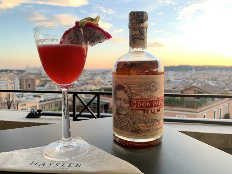 drink THE ANTIDOTE di Stefano Santucci head barman dell'Hotel Hassler di Roma 11