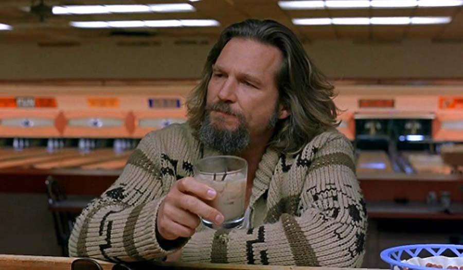 Il grande Lebowski beve White Russian