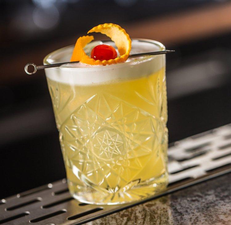 whiskey sour ricetta cocktail