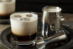 white russian ricetta cocktail