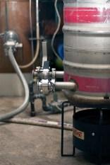 Homemade brewing equipment