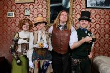 steampunk stroll, crawl