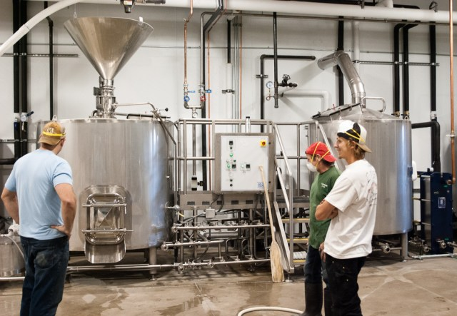 High Sierra Brewing