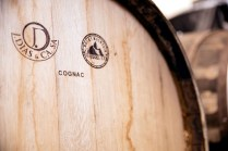 Tahoe Mountain Brewery stores a large variety of barrels, mostly whiskey, but also cognac and wine, for barrel-aged beers. Photo by Mike Higdon