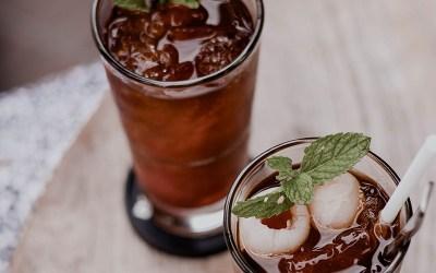 Pear Mint Julip – Mocktail