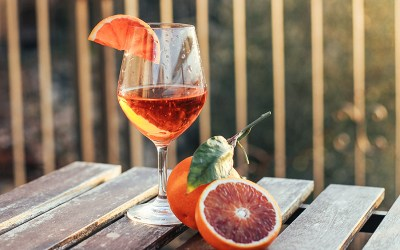 Aperol Spritz – Cocktail