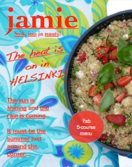 jamie oliver - our own cover