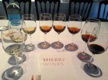 Sherry tasting!