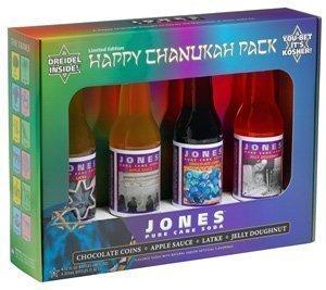 Jones Soda Latke