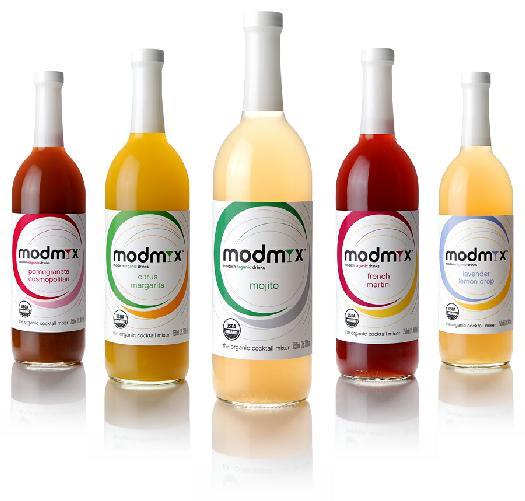 Modmix French Martini