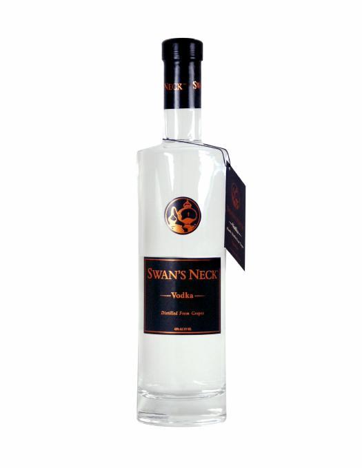 Swan's Neck Vodka