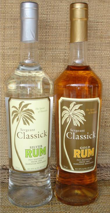 Sergeant Classick Gold Rum