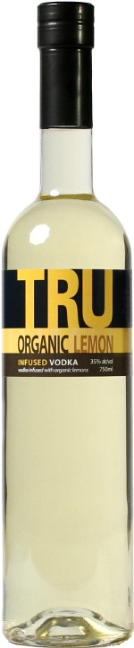 Tru Organic Lemon Vodka
