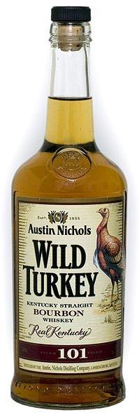 Wild Turkey 101 Bourbon (2008)