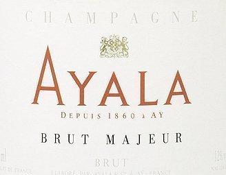 NV Ayala Champagne Brut Majeur