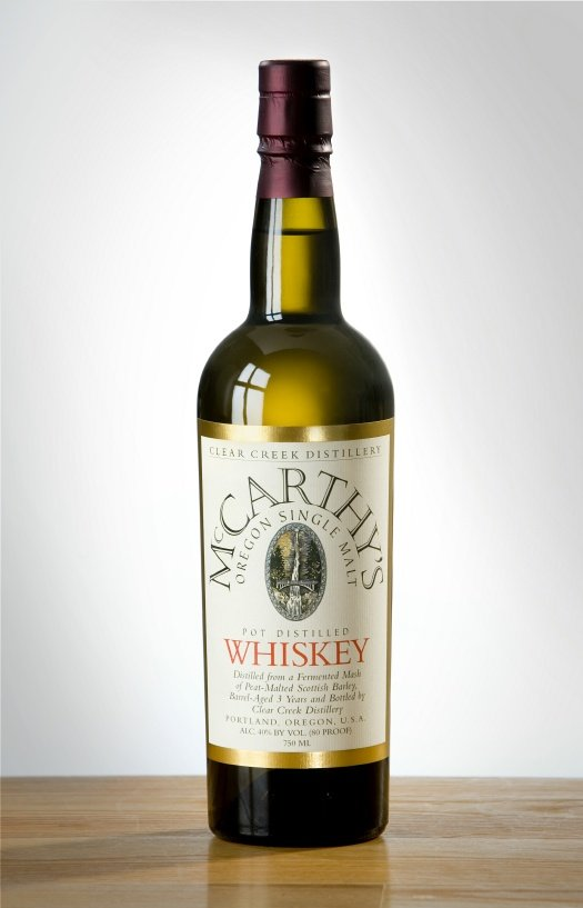 Clear Creek McCarthy's Oregon Single Malt 3 Years Old