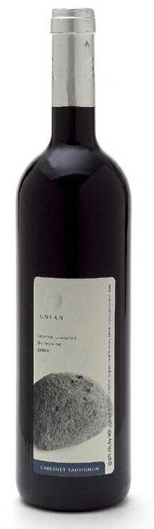 2007 Golan Heights Winery Golan Cabernet Sauvignon