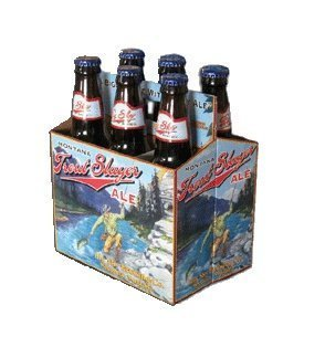 Big Sky Brewing Montana Trout Slayer Ale