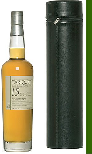 Tariquet Green Label Armagnac 15 Years Old