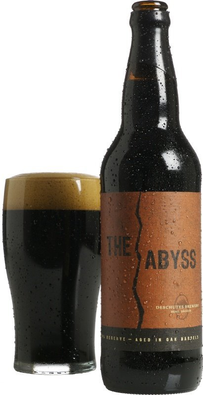 Deschutes Brewery The Abyss Aged Stout 2008 Edition