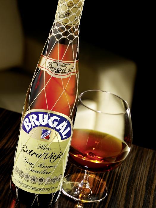 Brugal Extra Viejo Rum
