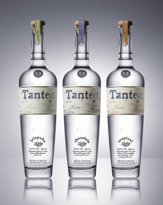 Tanteo Chocolate Tequila
