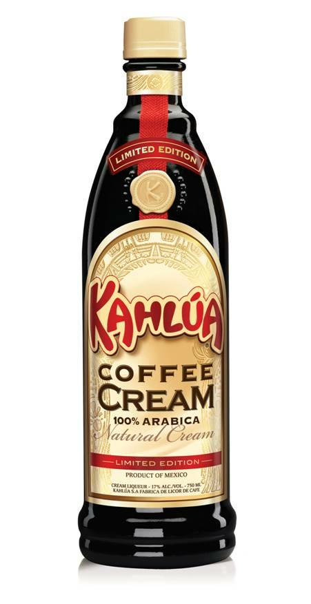 Kahlua Coffee Cream Liqueur
