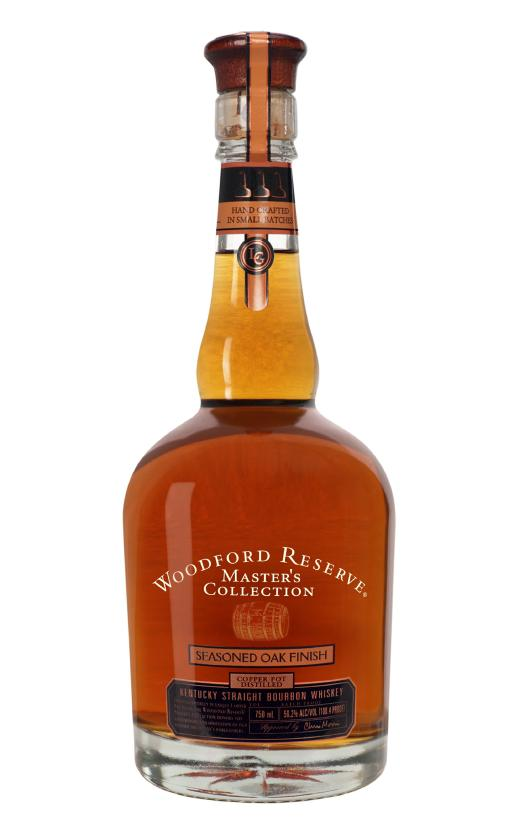 Woodford Reserve Seasoned Oak Finish Bourbon