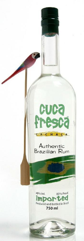 Cuca Fresca Cachaca